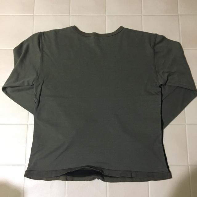 TETE HOMME(テットオム)のTETE M HOMME メンズロングTシャツ メンズのトップス(Tシャツ/カットソー(七分/長袖))の商品写真