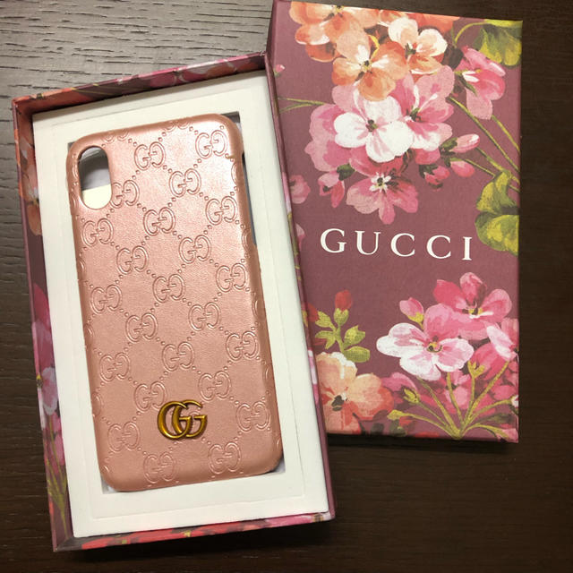 Gucci - GUCCI iPhoneケースの通販 by ✯ |グッチならラクマ
