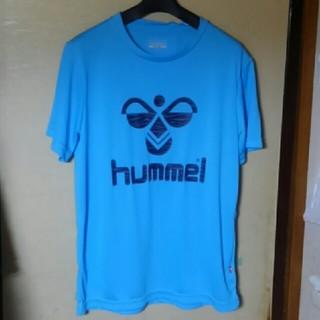 ヒュンメル(hummel)の【新品未着用】hummel UT-Tシャツ(エスエスケ)(Tシャツ/カットソー(半袖/袖なし))
