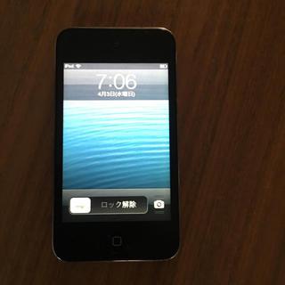 アイポッドタッチ(iPod touch)のたかはし様専用(スマートフォン本体)