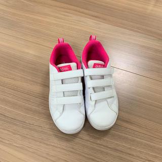 アディダス(adidas)のadidas neo  pink  19cm(その他)