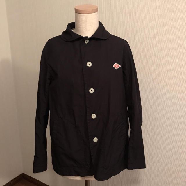 DANTON(ダントン)のDANTON ダントン ジャケット 36 ネイビー メンズのジャケット/アウター(カバーオール)の商品写真