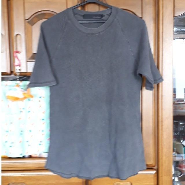 ATTACHIMENT(アタッチメント)の処分価格✨Attach  ment 鹿の子Tシャツ3 色褪せあり 日本製 メンズのトップス(Tシャツ/カットソー(半袖/袖なし))の商品写真