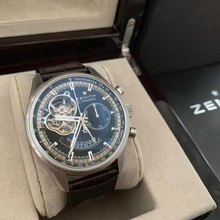 ゼニス(ZENITH)のゼニス クロノマスター  パワーリザーブ(腕時計(アナログ))