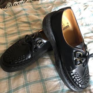 ジョージコックス(GEORGE COX)のジョージコックス ✴︎ 3588 ✴︎UK6(ローファー/革靴)