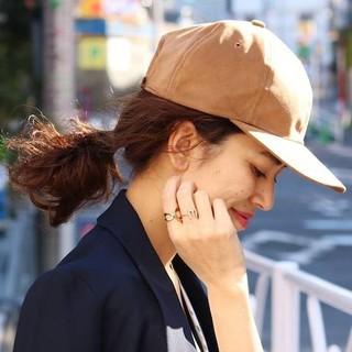 イエナ(IENA)の【iori357様専用です♡】KIJIMA TAKAYUKI ECO SUEDE(キャップ)