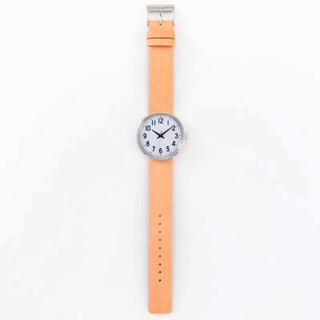 ムジルシリョウヒン(MUJI (無印良品))の【新品】MUJI WRIST WATCH 腕時計・公園の時計・大 (腕時計(アナログ))