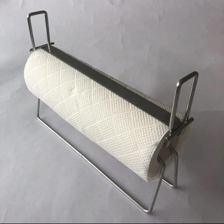 キッチンペーパーホルダー ペーパーホルダー シンプル キッチン雑貨(収納/キッチン雑貨)