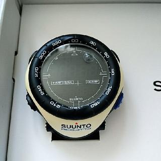 スント(SUUNTO)の【トマトマンさん専用】 SUUNT レガッタ ホワイト(腕時計(デジタル))