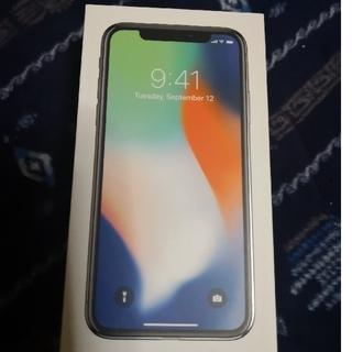 アイフォーン(iPhone)の新品、未使用 iPhone x  64GB ドコモ クーポンで70,300円(スマートフォン本体)