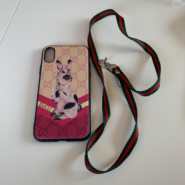 iphone8 ケース 8 | Gucci - スマホケースの通販 by 愛ちゃん1.18日まで対応|グッチならラクマ