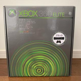 エックスボックス360(Xbox360)のX BOX360ELITE(家庭用ゲーム本体)