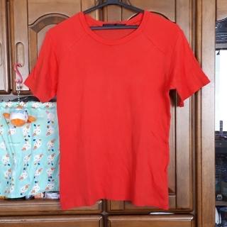 アタッチメント(ATTACHIMENT)の Attach Ment カシミア混 柔らかTシャツ3  日本製(Tシャツ/カットソー(半袖/袖なし))