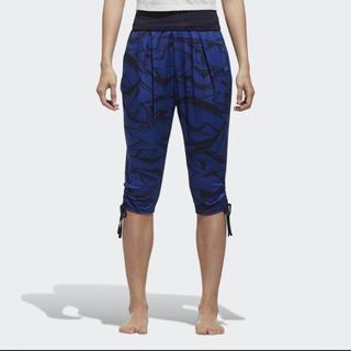 アディダス(adidas)のアディダス ヨガ パンツ Sサイズ(ハーフパンツ)