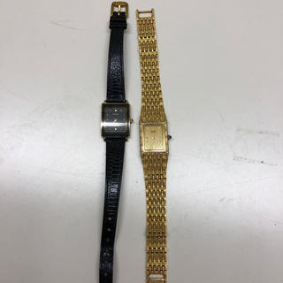 ラドー(RADO)のジャンク時計ラドー二本(その他)