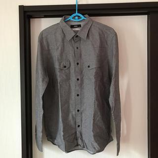 シマムラ(しまむら)のしまむら、メンズ、Yシャツ、XL(シャツ)