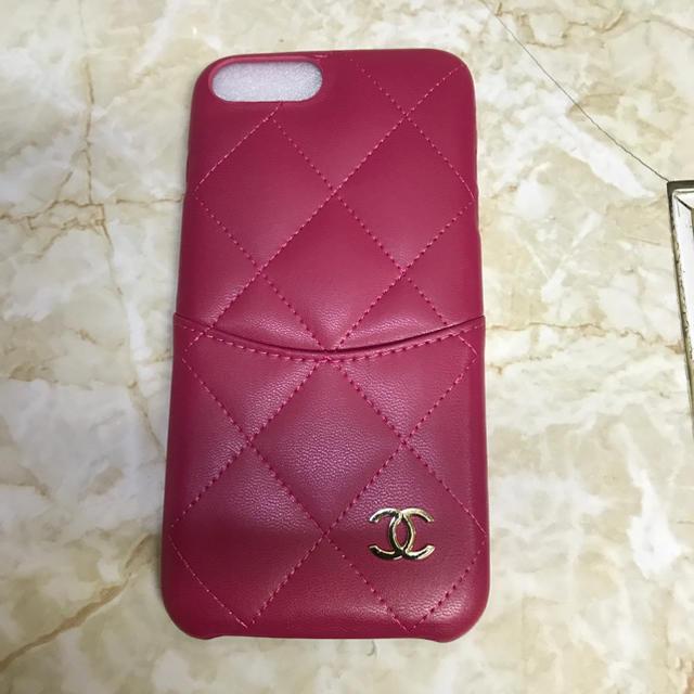 stussy iphone7 ケース jvc | CHANEL - 携帯ケースの通販 by あい's shop|シャネルならラクマ