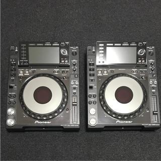 パイオニア(Pioneer)のもぐら様専用 pioneer cdj2000 nexs 2台セット(CDJ)