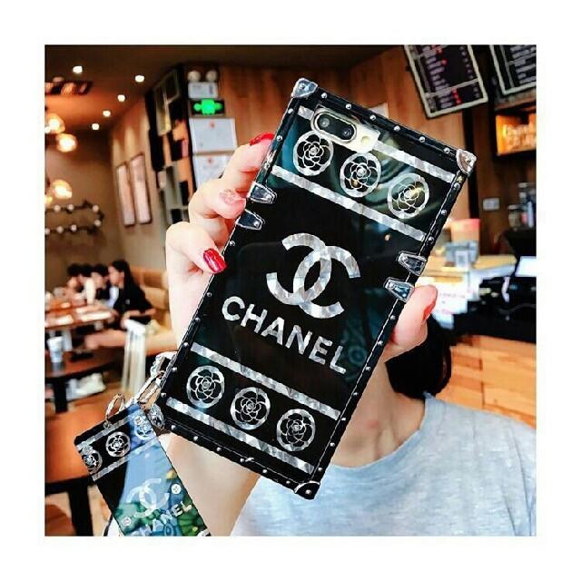 ysl iphone8plus ケース 芸能人 | CHANEL - 新品! CHANEL 携帯ケース アイフォンケース の通販 by dgrdg11's shop|シャネルならラクマ