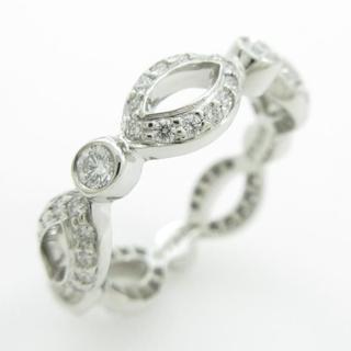 ティファニー(Tiffany & Co.)のティファニー セレブレーション ジャズ スイングダイヤリング Tiffany(リング(指輪))