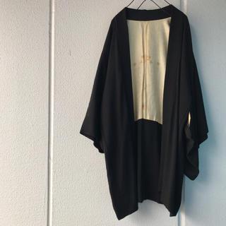 Vintage 羽織  jacket 和モード 着物(着物)