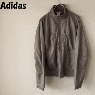 アディダス(adidas)の【人気】アディダス Clima365 ワンポイントロゴ ジャケット サイズM(ブルゾン)