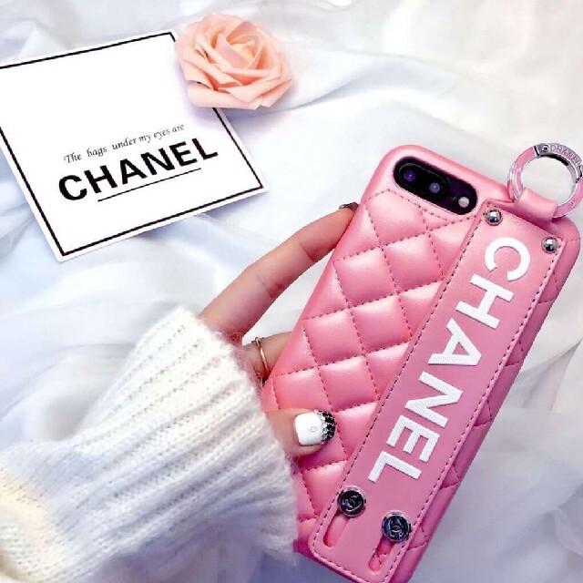 iphone7 ケース 財布 | CHANEL - 携帯ケース アイフォンケースの通販 by dgfdgd's shop|シャネルならラクマ
