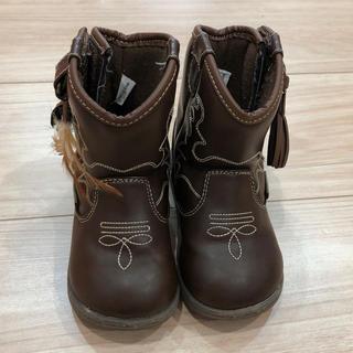 ムーンスター(MOONSTAR )のブーツ*14㎝(靴/ブーツ)