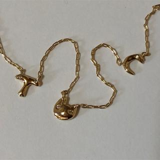 ツモリチサト(TSUMORI CHISATO)のTSUMORI CHISATO  ネックレス (ネックレス)