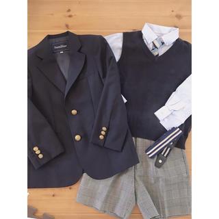 8ffc26612adb4 ファミリア(familiar)のファミリア 入園 入学 男の子 スーツ セット(ドレス フォーマル)