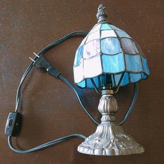 ステンドグラス ランプ(テーブルスタンド)