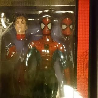 メディコムトイ(MEDICOM TOY)の新品 MAFEX スパイダーマン コミックver(アメコミ)