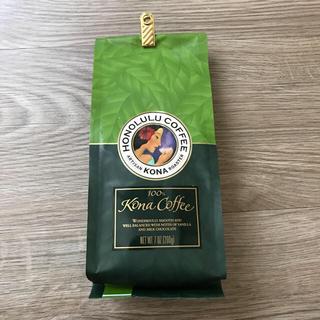 Kona - ホノルルコーヒー 100%コナコーヒー