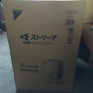 ダイキン(DAIKIN)のDAIKIN 加湿ストリーマ空気清浄機(空気清浄器)
