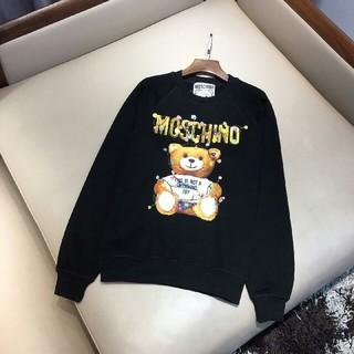 モスキーノ(MOSCHINO)の綿生地 MOSCHINO モスキーノ 長袖 上品な質感(パーカー)