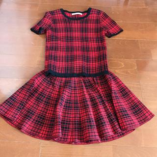 アグノスト(AGNOST)のAGNOST トップス&スカート(Tシャツ(半袖/袖なし))