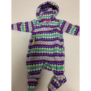 パタゴニア(patagonia)のパタゴニア  カバーオール 新生児から2ヶ月くらいまで(カバーオール)
