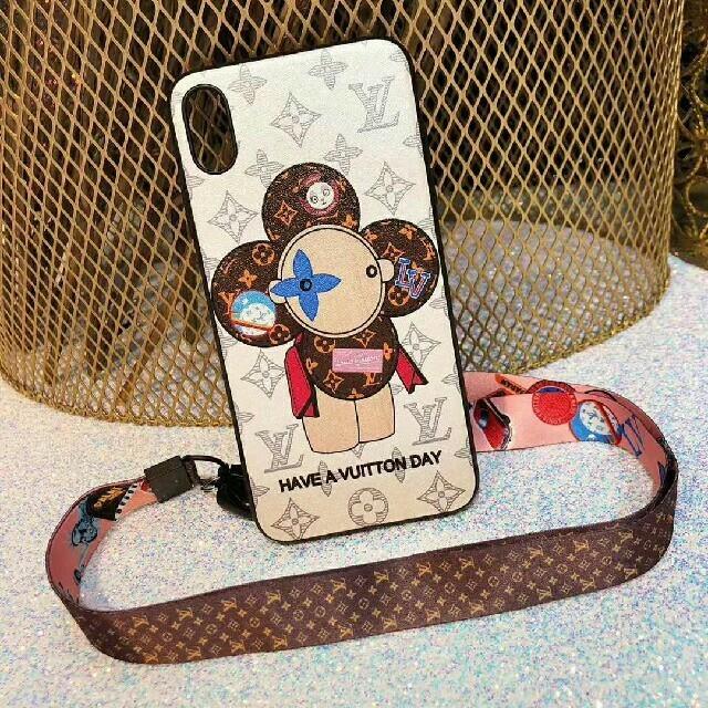 iphone7 と iphone8 の ケース | LOUIS VUITTON - LV携帯ケース iphoneアイフォンケースの通販 by 中島's shop|ルイヴィトンならラクマ