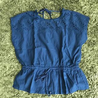 ジーユー(GU)のgu  ノースリブシャツ(カットソー(半袖/袖なし))