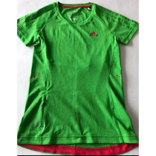 アディダス(adidas)のadidas アディダス ランニングTシャツ ランニング ランT ヨガ スポーツ(ウェア)