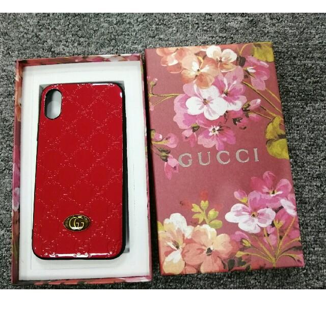 Gucci - GUCCI  グッチ iPhoneXS ケースの通販 by 神田 's shop|グッチならラクマ