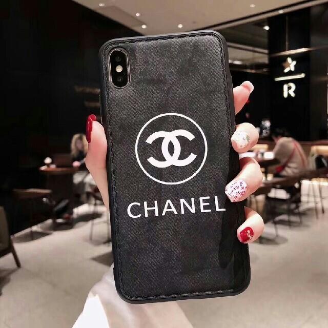 iphone7 ケース 手帳 衝撃 | iPhone - 新品! CHANEL 携帯ケース アイフォンケースの通販 by ホツタ モトノブ's shop|アイフォーンならラクマ
