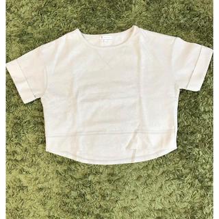 ロペピクニック(Rope' Picnic)のRope' Picnic スゥエットTシャツ🈹最終割引(Tシャツ(半袖/袖なし))