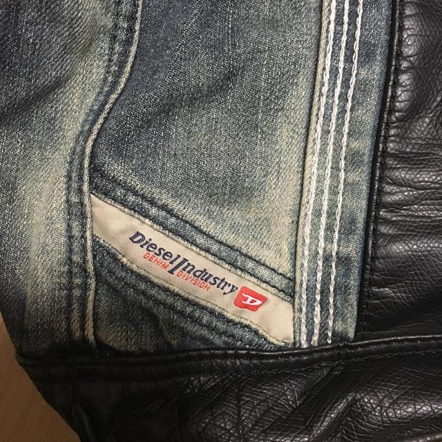 DIESEL(ディーゼル)のDIESEL ボストンバッグ メンズのバッグ(ボストンバッグ)の商品写真