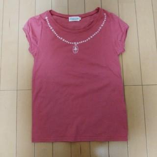 オールオーディナリーズ(ALL ORDINARIES)のオールオーディナリーズ トロンプルイユTシャツ(Tシャツ(半袖/袖なし))
