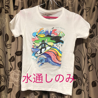 ユニクロ(UNIQLO)の未着用!Mr.Children sense  Tシャツ(ミュージシャン)
