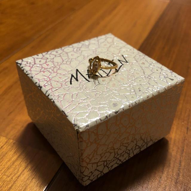OPENING CEREMONY(オープニングセレモニー)のmaiden ピンキーリング レディースのアクセサリー(リング(指輪))の商品写真