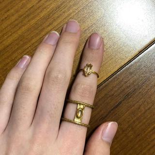 オープニングセレモニー(OPENING CEREMONY)のmaiden ピンキーリング(リング(指輪))