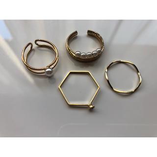 ローリーズファーム(LOWRYS FARM)のリング セット(リング(指輪))