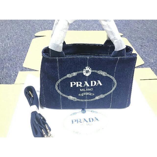 b19190796c5b PRADA(プラダ)のPrada プラダ レディース ハンドバッグショルダーバッグ 中古未使用 レディースの